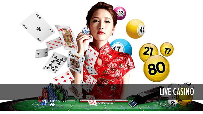 Maxbet live casino