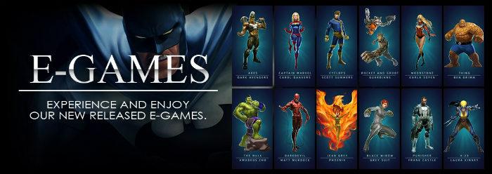 judi e-games